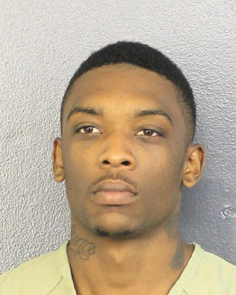 DEVONTE J HOLLIDAY Mugshot / South Florida Arrests / Broward County Florida Arrests