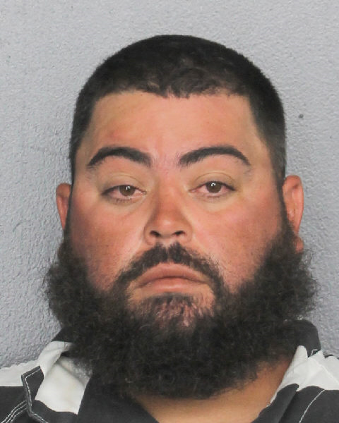 JONATHAN SANCHEZ GUZMAN Mugshot / South Florida Arrests / Broward County Florida Arrests