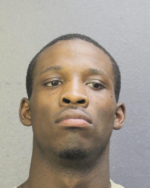 DVONTAE MALIK THOMAS Mugshot / South Florida Arrests / Broward County Florida Arrests