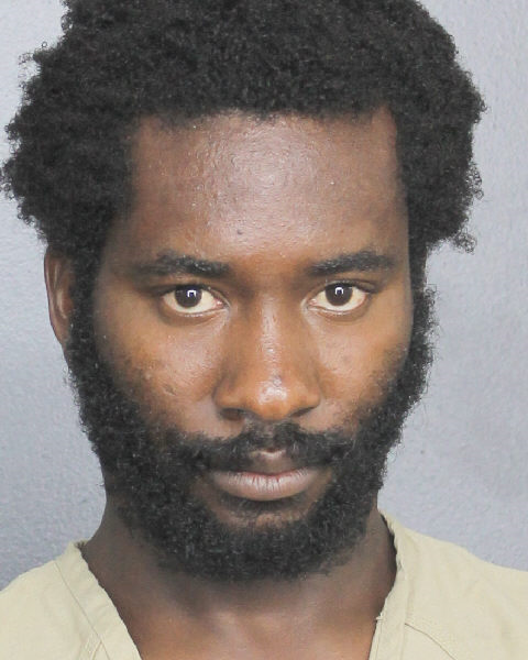 JAMES JUSTIN Mugshot / South Florida Arrests / Broward County Florida Arrests
