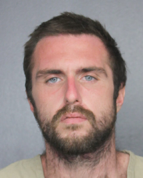 DANIEL JAMES DUNKELBERGER Mugshot / South Florida Arrests / Broward County Florida Arrests