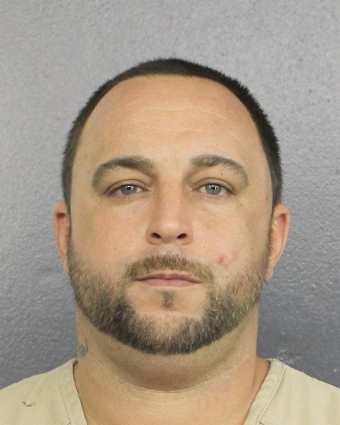 RICHARD  JOSEPH PACHECO Mugshot / South Florida Arrests / Broward County Florida Arrests