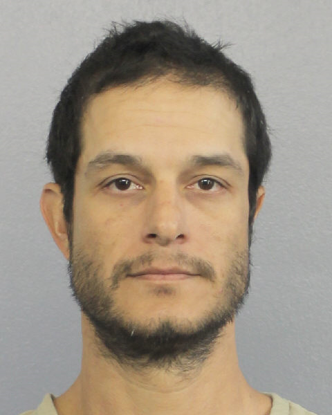 BRADLEY JOSEPH BAUER Mugshot / South Florida Arrests / Broward County Florida Arrests