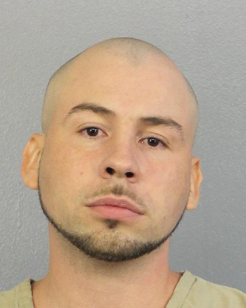 NORBERTO NIEVES Mugshot / South Florida Arrests / Broward County Florida Arrests