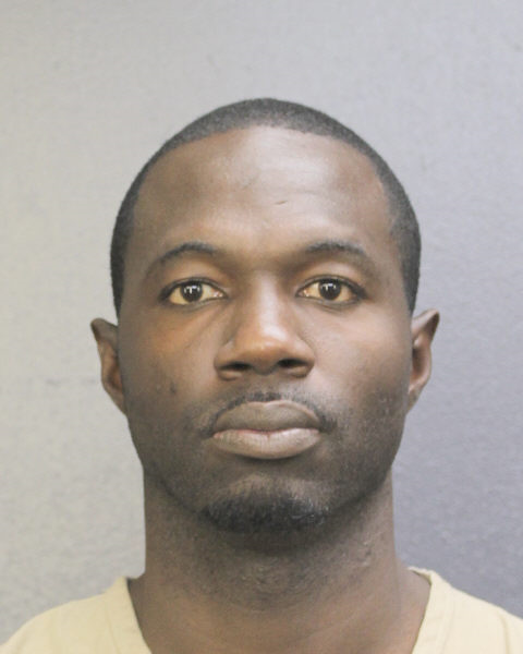JEFFETH J BROWN Mugshot / South Florida Arrests / Broward County Florida Arrests