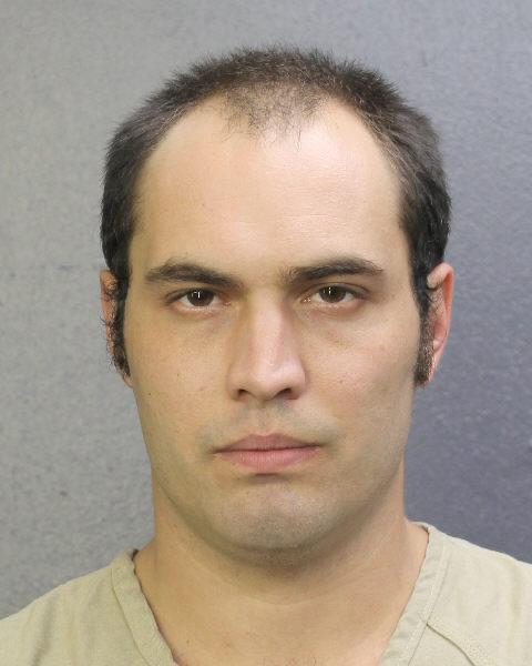 ERIC LAWRENCE KELLEY Mugshot / South Florida Arrests / Broward County Florida Arrests