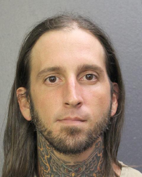 MATTHEW ROBERT RUFFINI Mugshot / South Florida Arrests / Broward County Florida Arrests